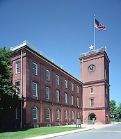 Springfield Armory National Historic Site, Springfield, MA