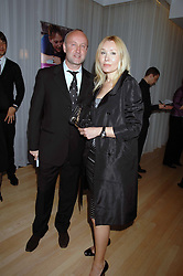 SEBASTIAN SAINSBURY and VALENTINA DROUIN at an Evening at Sanderson in Aid of CLIC Sargent held at The Sanderson Hotel, 50 Berners Street, London W1 on 15th May 2007.<br /><br />NON EXCLUSIVE - WORLD RIGHTS