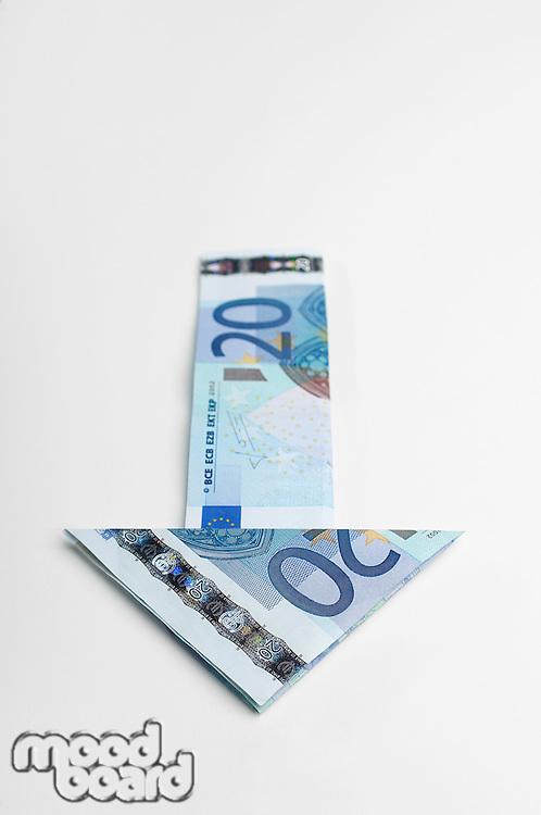 Arrow Made of Money
