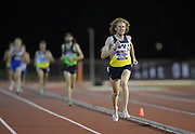May 3, 2018; Stanford, CA, USA; Tyler Day of Northern Arizona places fifth in the 10,000m in 28:04.44 during the Payton Jordan Invitational at Cobb Track &  Angell Field.