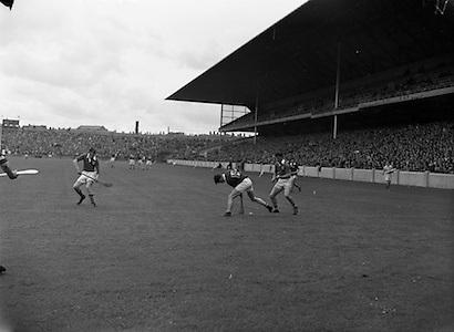 Interprovincial Railway Cup Hurling Final, .Munster v Connacht, .07.06.1959, 06.17.1959, 7th June September,