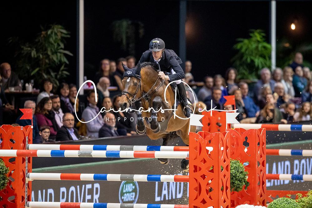 Ehning Marcus, GER, Comme Il Faut 5<br /> Jumping International de Bordeaux 2020<br /> © Hippo Foto - Dirk Caremans<br />  08/02/2020