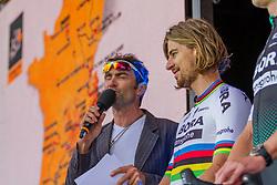 2017 Tour de France Presentation, Düsseldorf, Germany, 29 June 2017. Photo by Thomas van Bracht / PelotonPhotos.com | All photos usage must carry mandatory copyright credit (Peloton Photos | Thomas van Bracht)