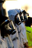Roma 18 Giugno 2008.Manifestazione contro la scelta del nucleare del governo Berlusconi, di Greenpeace, Lega Ambiente,WWF e Italia Nostra,in piazza Montecitorio.Rome June 18, 2008.Demonstration against the Berlusconi government's for choice of nuclear energy,of  Greenpeace, Lega Ambiente, WWF Italy Nostra to Piazza Montecitorio