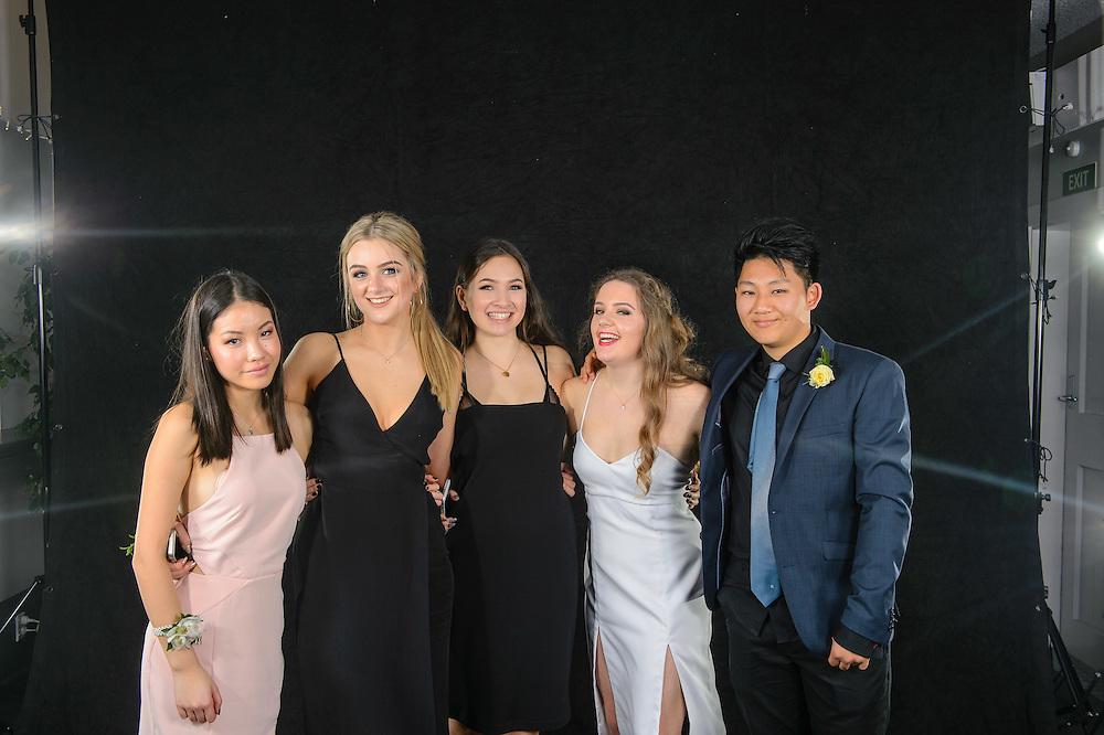 WELLINGTON, NEW ZEALAND - June 25: Queen Margaret College Year 12 Ball, The Boat Shed. June 25, 2016 in Wellington, New Zealand. (Photo by Mark Tantrum/ http://marktantrum.com)
