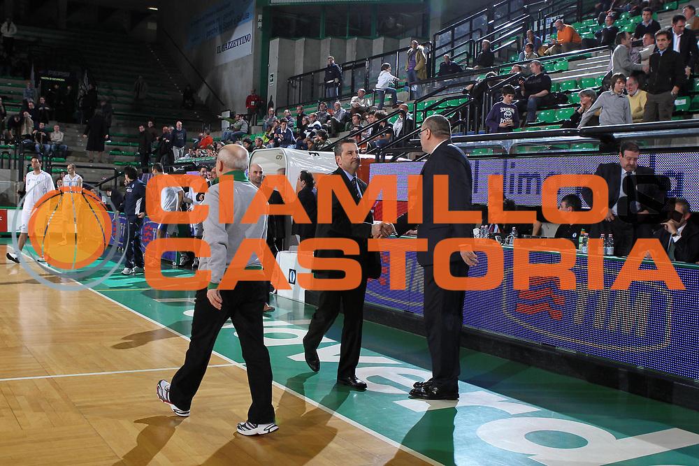 DESCRIZIONE : Treviso Eurocup 2009-10 Regular Season Benetton Gioco Digitale Panellinios BC<br /> GIOCATORE : ilias zouros coach jasmin repesa coach<br /> SQUADRA : Panellinios BC<br /> EVENTO : Eurocup 2009 - 2010<br /> GARA : Benetton Gioco Digitale Panellinios BC<br /> DATA : 23/02/2010<br /> CATEGORIA : ritratto<br /> SPORT : Pallacanestro<br /> AUTORE : Agenzia Ciamillo-Castoria/G.Contessa<br /> Galleria : Eurocup 2009<br /> Fotonotizia : Treviso Eurocup 2009-10 Last 16 Benetton Gioco Digitale Panellinios BCt<br /> Predefinita :