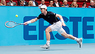 Andy Murray during the final of the Erste Bank Open at Wiener Stadthalle, Vienna, Austria.<br /> Picture by EXPA Pictures/Focus Images Ltd 07814482222<br /> 30/10/2016<br /> *** UK &amp; IRELAND ONLY ***<br /> EXPA-PUC-161030-0384.jpg