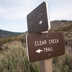 Clear Creek Trail for Reno Magazine