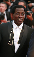 Actor Wesley Snipes at the The Expendables 3 red carpet at the 67th Cannes Film Festival France. Sunday 18th May 2014 in Cannes Film Festival, France.