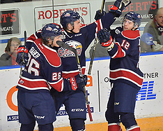 2018-19 Saginaw Spirit