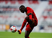 OSTERSUND, SWEDEN - MARCH 17: Ken Sema of Ostersunds FK during the Swedish Cup Semifinal between Ostersunds FK and Malmo FF at Jamtkraft Arena on March 17, 2018 in Ostersund, Sweden. Photo: Nils Petter Nilsson/Ombrello ***BETALBILD***