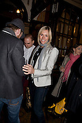 JENNI FALCONER, INTO THE HOODS - a hip hop dance musical -opening  at the Novello Theatre on The Aldwych. After- party at TAMARAI at 167 Drury Lane, London. 27 March 2008.   *** Local Caption *** -DO NOT ARCHIVE-© Copyright Photograph by Dafydd Jones. 248 Clapham Rd. London SW9 0PZ. Tel 0207 820 0771. www.dafjones.com.