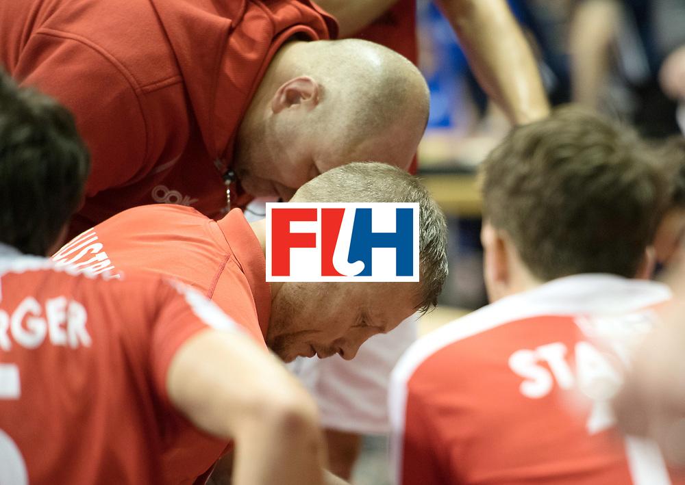 BERLIN - Indoor Hockey World Cup<br /> Final: Germany - Austria<br /> foto: SZMIDT Tomasz<br /> WORLDSPORTPICS COPYRIGHT FRANK UIJLENBROEK