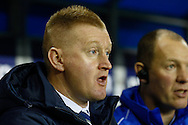 Picture by David Horn/Focus Images Ltd +44 7545 970036<br /> 03/12/2013<br /> Steve Lomas , Manager of Nottingham Forest looks on during the Sky Bet Championship match at The Den, London.