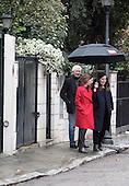 and girlfriend Alejandra Silva House Hunting in Madrid