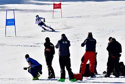 KIIVERI Santeri, LW6/8-1, FIN, Giant Slalom at the WPAS_2019 Alpine Skiing World Cup, La Molina, Spain