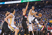 20170104 - Portland Trail Blazers @ Golden State Warriors