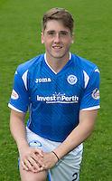 Gareth Rodger, McDiarmid Park