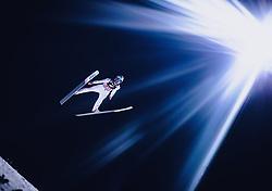 06.01.2020, Paul Außerleitner Schanze, Bischofshofen, AUT, FIS Weltcup Skisprung, Vierschanzentournee, Bischofshofen, Finale, im Bild Daniel Andre Tande (NOR) // Daniel Andre Tande of Norway during the final for the Four Hills Tournament of FIS Ski Jumping World Cup at the Paul Außerleitner Schanze in Bischofshofen, Austria on 2020/01/06. EXPA Pictures © 2020, PhotoCredit: EXPA/ JFK