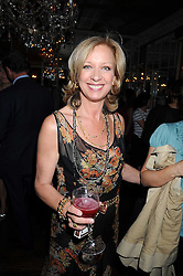 Leading make-up artist MARY GREENWELL at a party hosted by the Supper Club in honour of Mary Greenwell held at Beach Blanket Babylon, Ledbury Road, London on 25th June 2008.<br /><br />NON EXCLUSIVE - WORLD RIGHTS