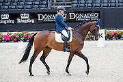 Nicole den Dulk - Bubbles<br /> Nederlands Kampioenschap Para Dressuur 2016<br /> © DigiShots