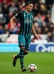 Dusan Tadic of Southampton - Mandatory by-line: Matt McNulty/JMP - 30/09/2017 - FOOTBALL - Bet365 Stadium - Stoke-on-Trent, England - Stoke City v Southampton - Premier League