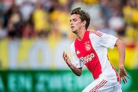 BREDA - NAC - Jong Ajax , Voetbal , Seizoen 2015/2016 , Jupiler league , Rat Verlegh Stadion , 21-08-2015 , Jong Ajax speler Lucas Andersen