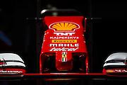 May 25-29, 2016: Monaco Grand Prix. Ferrari front wing detail