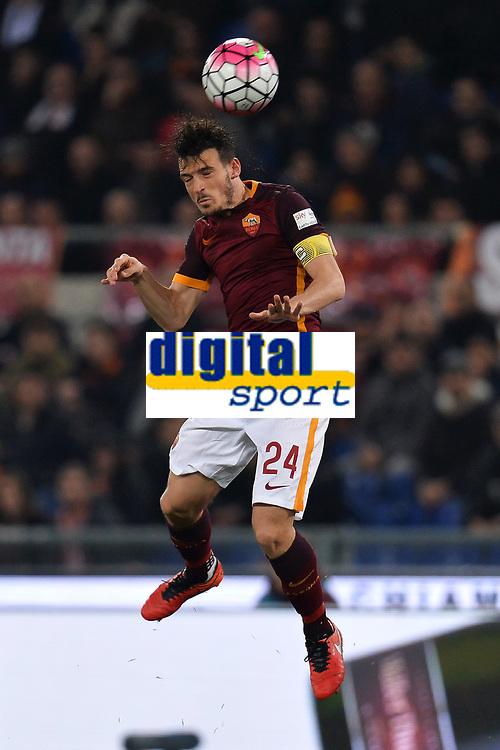 Alessandro Florenzi Roma <br /> Roma 19-03-2016 Stadio Olimpico Football Calcio Serie A 2015/2016 AS Roma - Inter. Foto Andrea Staccioli / Insidefoto