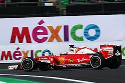 Kimi Raikkonen (FIN) Ferrari SF16-H.<br /> 28.10.2016. Formula 1 World Championship, Rd 19, Mexican Grand Prix, Mexico City, Mexico, Practice Day.<br /> Copyright: Batchelor / XPB Images / action press