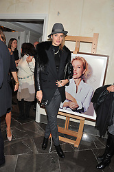 MASHA MARKOVA at The Great Initiative event in association with jewellers Boodles held at The Corinthia Hotel, London on 6th November 2012.