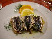 Grilled Sardines, Erice