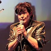 NLD/Amsterdam/20130211- Uitreiking Edison Pop 2013, optreden Frederique Spigt