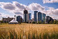 Fort Calgary Site (Near Original Settlement of Calgary), Riverwalk