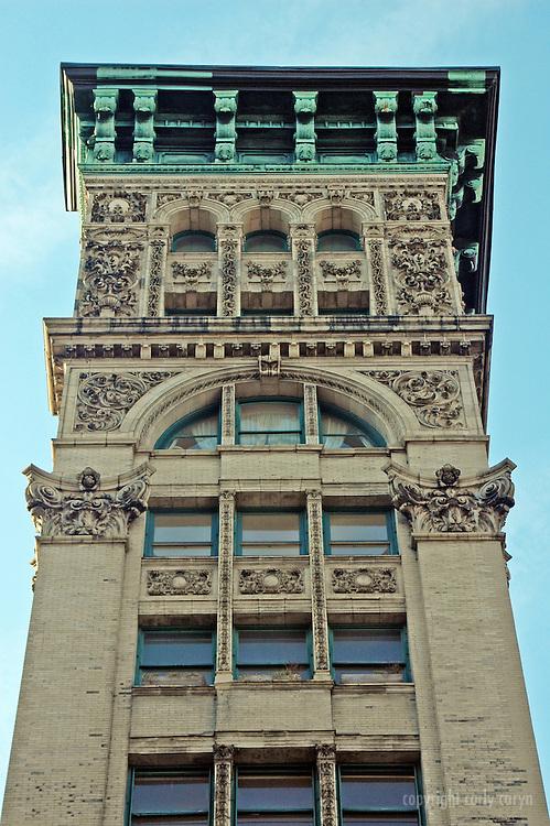 Broadway facade