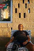 Daily life in San Girolamo neighbourhood of Bari on 31 July 2019. Christian Mantuano / OneShot