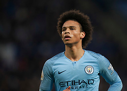 Leroy Sane of Manchester City - Mandatory by-line: Jack Phillips/JMP - 26/12/2018 - FOOTBALL - King Power Stadium - Leicester, England - Leicester City v Manchester City - English Premier League