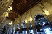 Interior of the Koutoubia Mosque, Marrakesh, Morocco