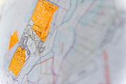 Mine Map planning