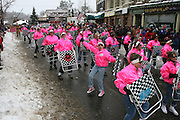 The 110th Annual Saranac Lake Winter Carnival Parade.  (Photo/Todd Bissonette)