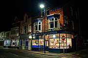 Ernie Becketts<br /> Fish &amp; Chips Shop, <br /> Market Place, Cleethorpes,