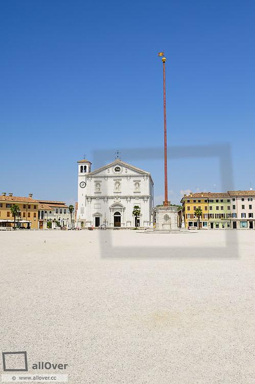 Church, Italy, Friaul-Julian Venetia, Palmanova