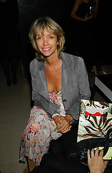 SABRINA GUINNESS at a party to celebrate the first 20 years of fashion label Donna Karan held at her store at 19/20 New Bond Street, London W1 on 21st September 2004.<br /><br />NON EXCLUSIVE - WORLD RIGHTS
