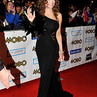 The MOBO Awards at the SECC..Latoya Jackson..