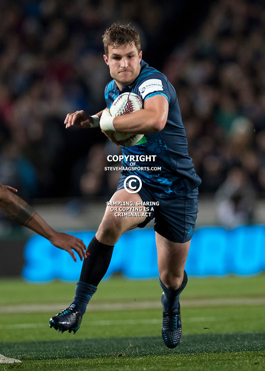 Michael Collins, Eden Park, Auckland game 2 of the British and Irish Lions 2017 Tour of New Zealand,The match between the Auckland Blues and British and Irish Lions, Wednesday 7th June 2017   <br /> <br /> (Photo by Kevin Booth Steve Haag Sports)<br /> <br /> Images for social media must have consent from Steve Haag