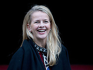 Amsterdam , 06-12-2017<br /> <br /> Dutch Royal Family attends the Prince Clause Prize ceremony at the Royal Palace.<br /> <br /> <br /> FRANCE ONLY<br /> <br /> Photo: Bernard R&uuml;bsamen Royalportraits Europe