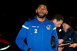 Mark Little of Bristol Rovers arrives at Hayes Lane prior to kick off - Mandatory by-line: Ryan Hiscott/JMP - 19/11/2019 - FOOTBALL - Hayes Lane - Bromley, England - Bromley v Bristol Rovers - Emirates FA Cup first round replay