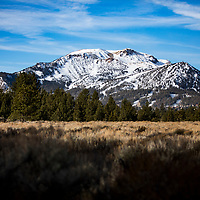 Mammoth Mountain is a premier destination in California for skier and snowboarders.