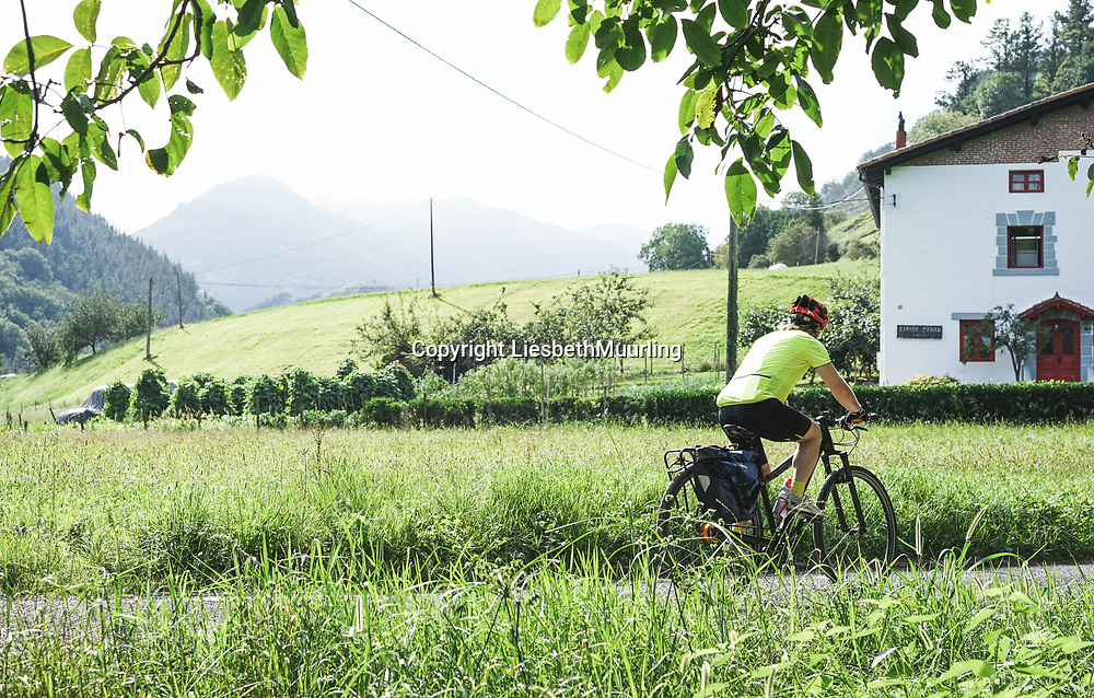 Cycling in Basque Country