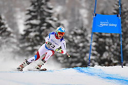 Downhill, GMUR Theo, LW9-1, SUI at the WPAS_2019 Alpine Skiing World Championships, Kranjska Gora, Slovenia